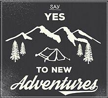 New Adventures by ericbracewell