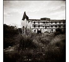 { rubble + ruins } Photographic Print
