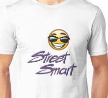 STREET SMART designer tees and stickers. Unisex T-Shirt