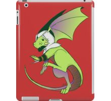 Altair, Dragon of Assassins Creed on Red iPad Case/Skin