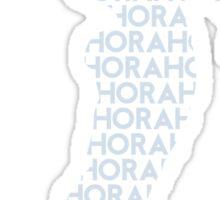Polnareff - JoJo Bizarre Advemture - HORAHORAHORA Sticker