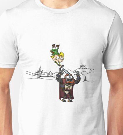 Hyrulian Headache Unisex T-Shirt