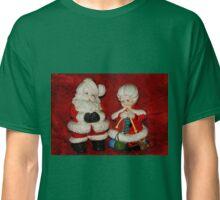 Mr. & Mrs. Santa Claus Classic T-Shirt