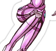 Princess Bubblegum Crisis Sticker