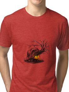 Gimmie back my earth. Tri-blend T-Shirt