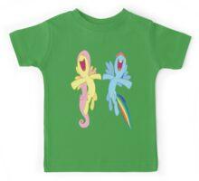Rainbow Shy Kids Tee