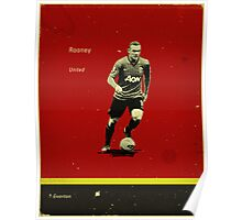 Rooney Poster