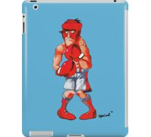 Glass Joe iPad Case/Skin