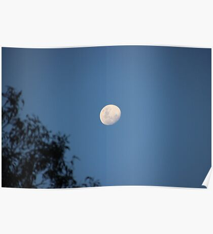 When you are the moon Poster