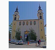 St Peter's Church, Ljubljana, Slovenia Unisex T-Shirt