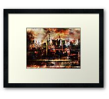 The Aftermath Framed Print