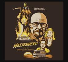 Heisenberg (Breaking Bad) by xanthos84