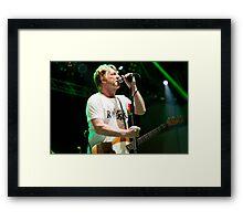 Rick Parfitt #2 Framed Print