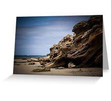 Point Lonsdal Beach Greeting Card
