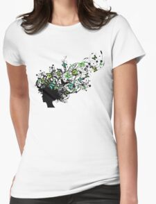 Mother Nature2 Womens Fitted T-Shirt