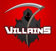 Team Villains by iCONBurst