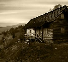 Lonely house by AhaC