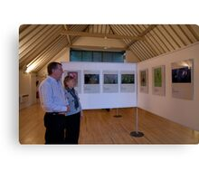 Chartwell Photo Exhibition  National trust Canvas Print