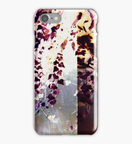 Magenta Flowers iPhone Case/Skin