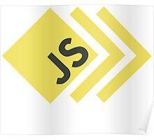 ECMAScript 6 (ES 6) Javascript T-shirt & Hoodie Poster