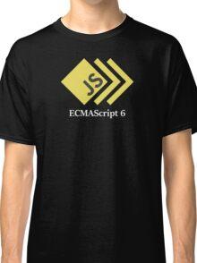 ECMAScript 6 (ES 6) Javascript T-shirt & Hoodie Classic T-Shirt