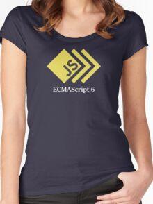 ECMAScript 6 (ES 6) Javascript T-shirt & Hoodie Women's Fitted Scoop T-Shirt