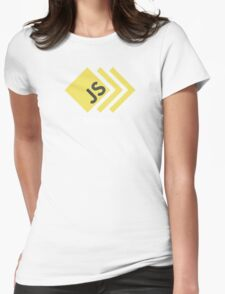 ECMAScript 6 (ES 6) Javascript T-shirt & Hoodie Womens Fitted T-Shirt