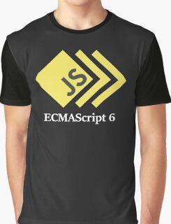 ECMAScript 6 (ES 6) Javascript T-shirt & Hoodie Graphic T-Shirt