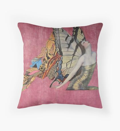 Exquisite  Throw Pillow