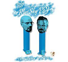 Blue Sky Pez! Photographic Print