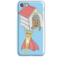 Cats vs Dogs iPhone Case/Skin
