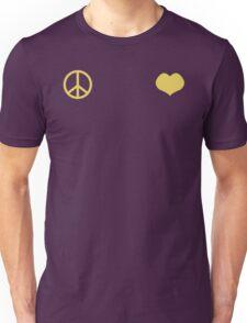 Peace and Love - Josuke Unisex T-Shirt