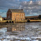 Old Millhouse Yarmouth by manateevoyager