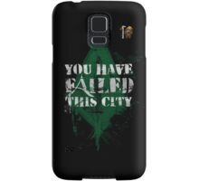 You have failed this city! Samsung Galaxy Case/Skin