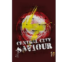 Central City Saviour! Photographic Print
