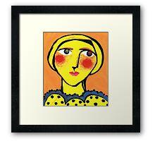 Anne is Arbitrary Framed Print