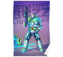 Buzz Badass Poster