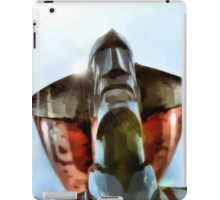 Retro Man iPad Case iPad Case/Skin