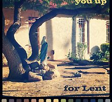 Never Gonna Give You Up For Lent by floralux