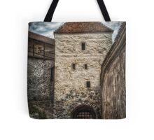 Fortress Rasnov Tote Bag