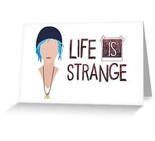 chloe price life is strange Greeting Card