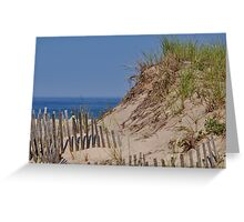 dune 1 Greeting Card