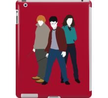 Harry, Ron and Hermione - Harry Potter iPad Case/Skin