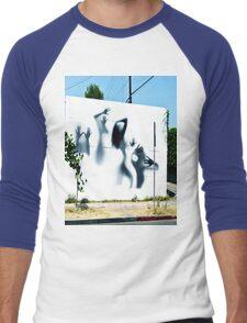 Wall Street Five Men's Baseball ¾ T-Shirt