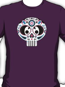Mexican 'Day of the Dead' Skull  T-Shirt