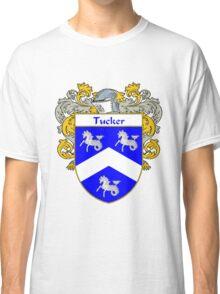 Tucker Coat of Arms / Tucker Family Crest Classic T-Shirt