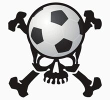 Soccer Skull by shakeoutfitters