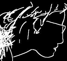 Female Head 02 by paulramnora