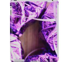 Sleep It Off B & W iPad Case/Skin
