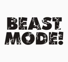 Beast Mode by shakeoutfitters